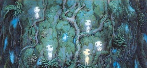 esprits de la nature