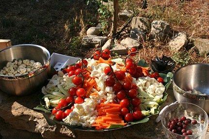 repas médiéval