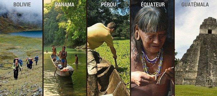 Amazonie-Perou-Equateu témoignage