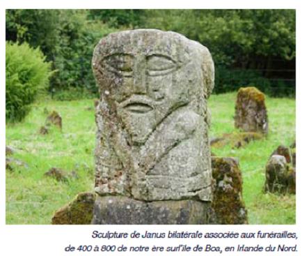 Sculptures de pierre chez francesca