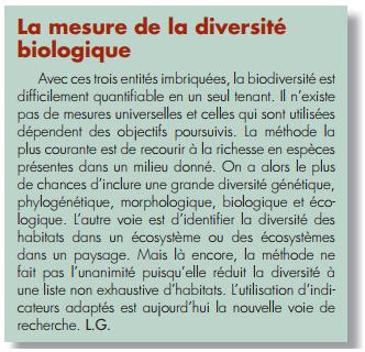 bio diversité